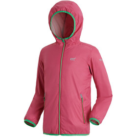 Regatta Lever II Jacket Kids, hot pink